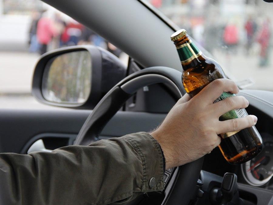 Можно ли находиться в машине пьяным?
