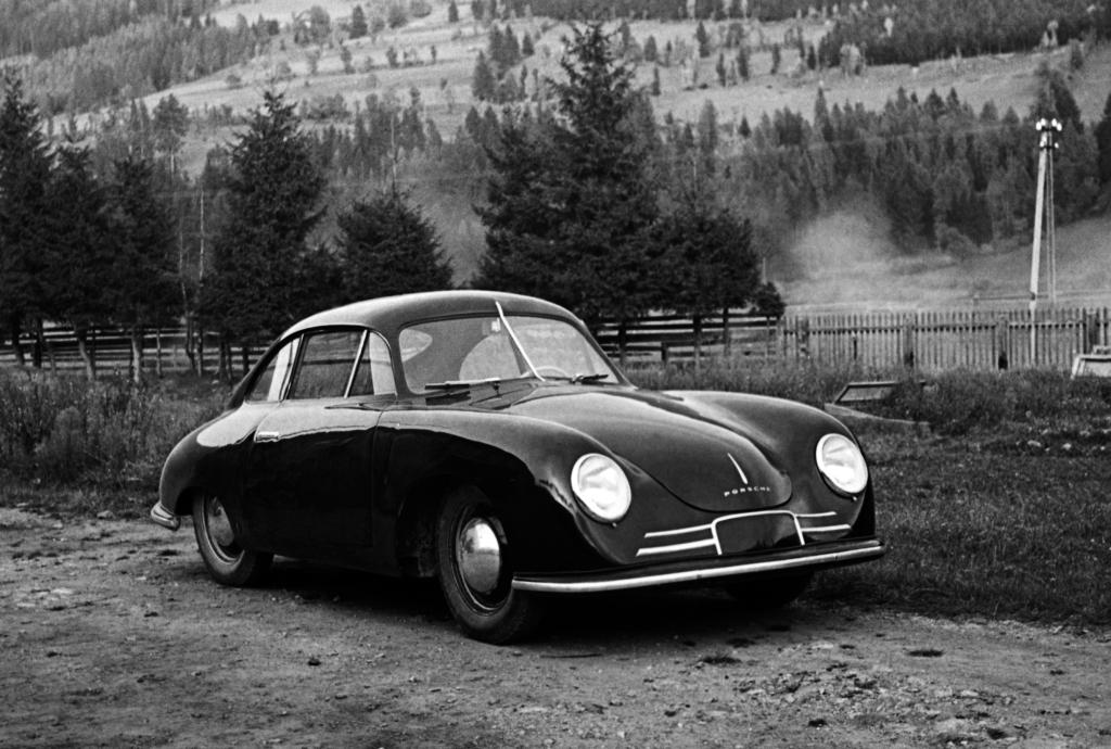 От «Жука» до 911: история марки Porsche (часть первая)