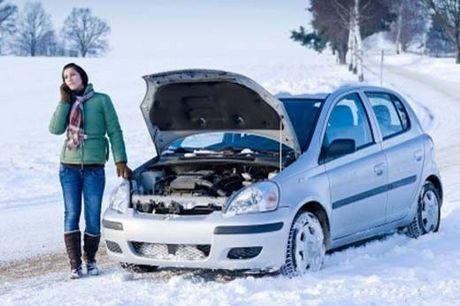 Запуск двигателя зимой. Общие правила пуска мотора в зимнее время