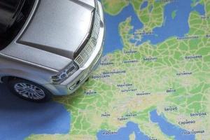 Как выехать за границу на чужом автомобиле