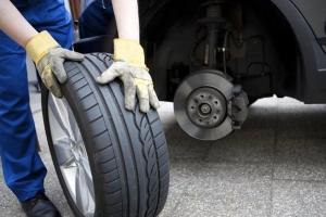 Можно ли ставить шины с разным износом на одну ось