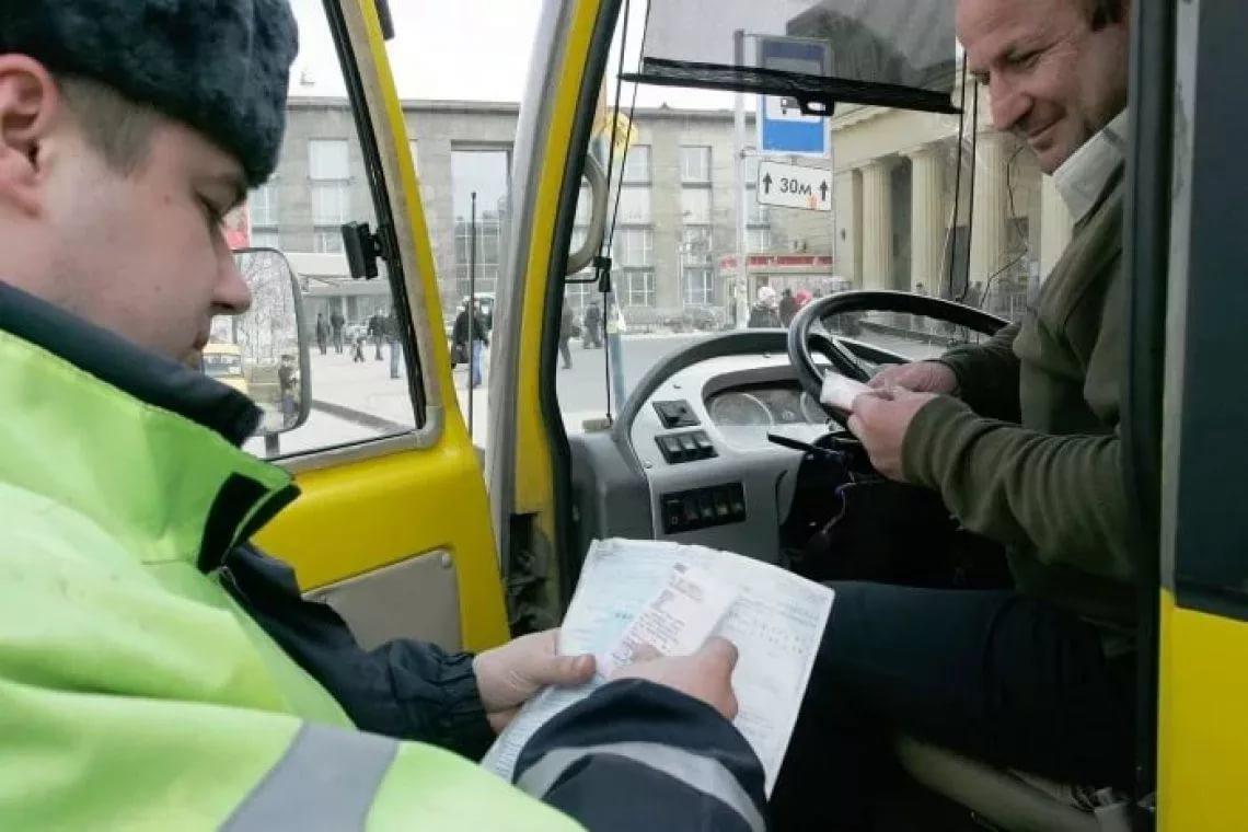Использование иностранных прав при работе водителем