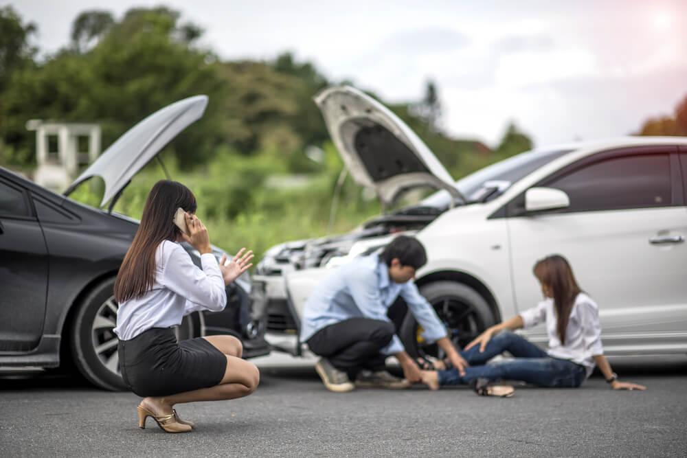 дтп на дороге с пострадавшими