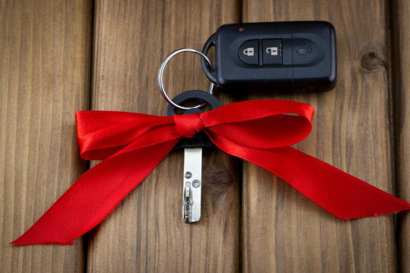 Акт приема передачи авто при дарении