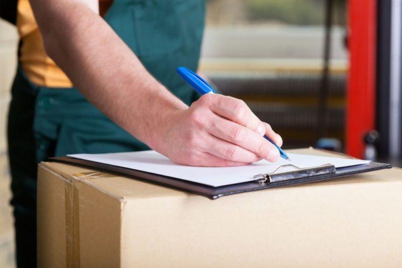 документы на перевозку грузов