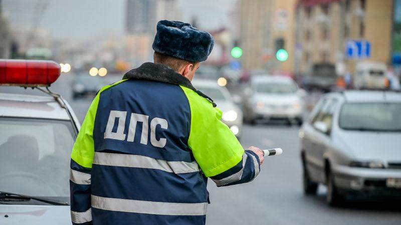Обеспечение безопасности дорожного движения