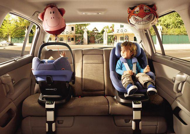 Как правильно крепить детское автокресло