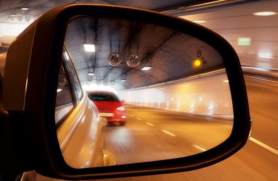 Опасные слепые зоны автомобиля: как свести риск аварий к минимуму, как найти слепую зону