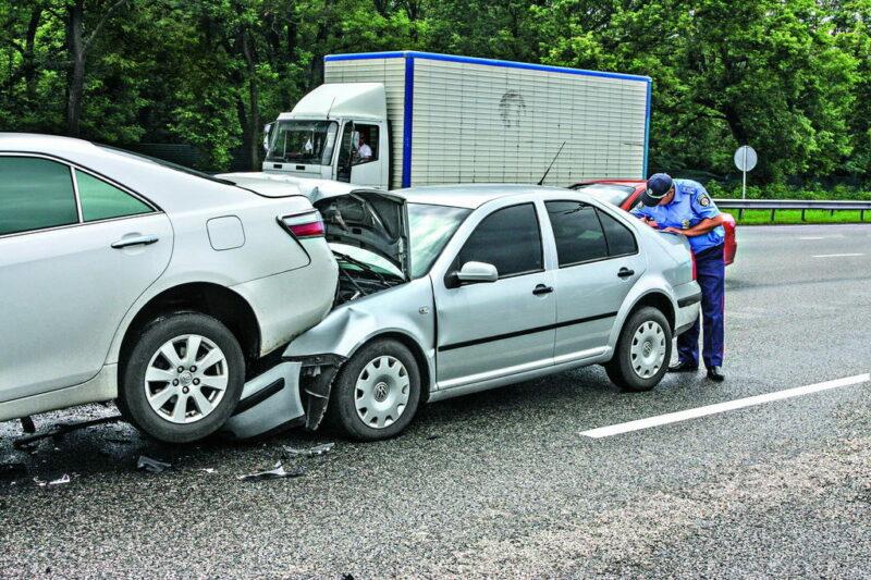Полная гибель автомобиля