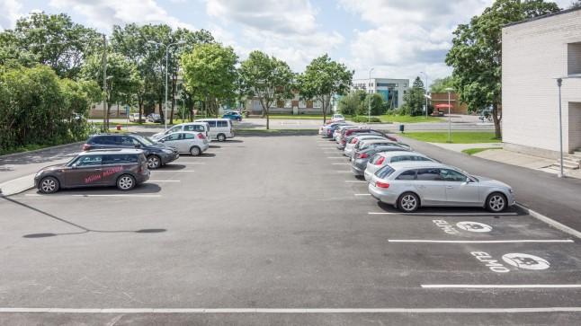 Площадка для обучения вождению