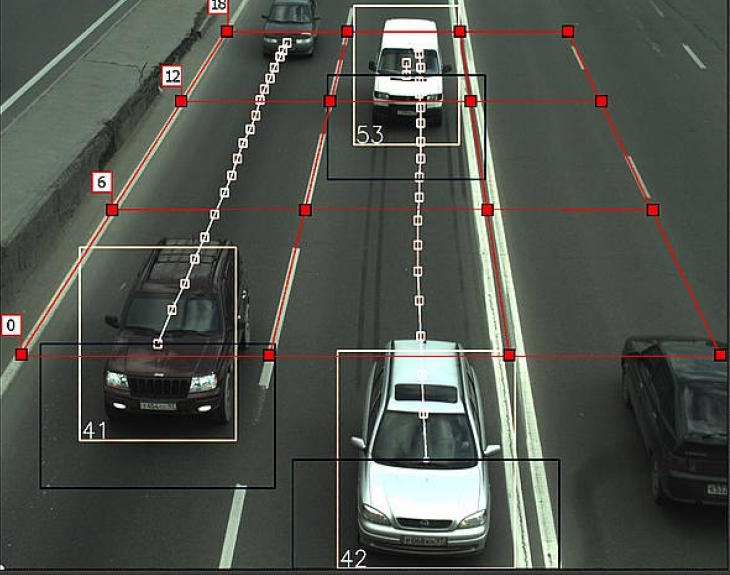 Как работают камеры для фиксации нарушений