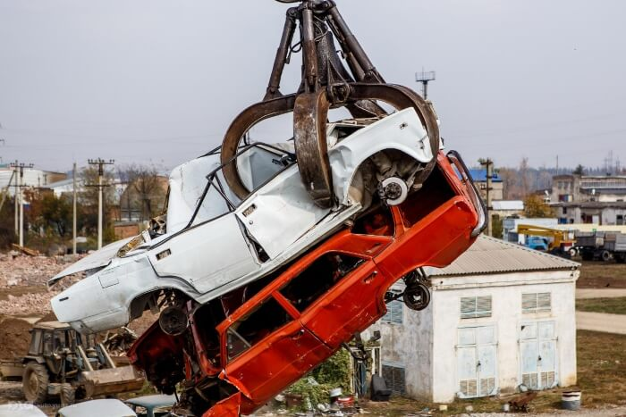 как происходит утилизация авто в ГИБДД