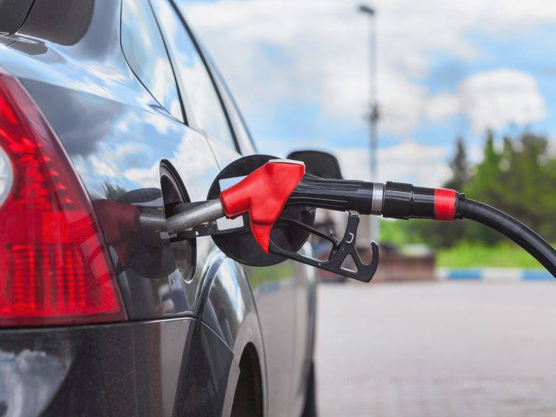 Росстандарт создаст карту автозаправок с некачественным топливом в России