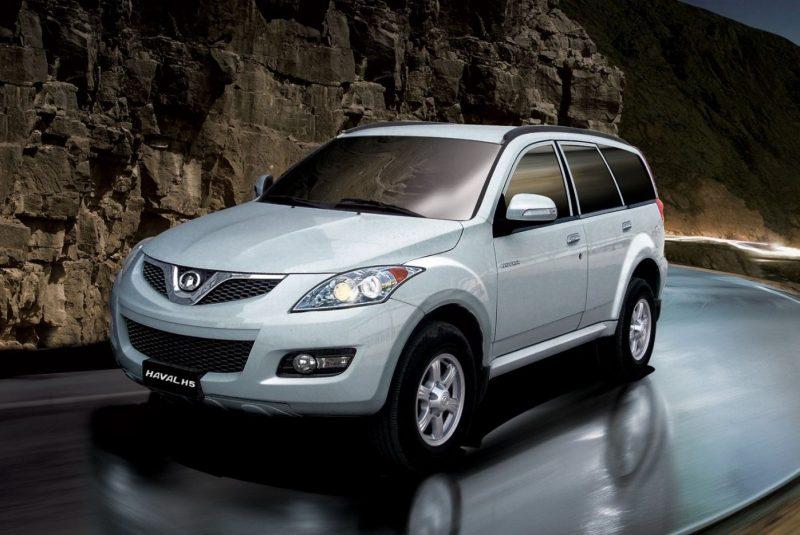 Среди самых ожидаемых китайских автомобилей в России в 2020 году оказались машины с крупными габаритами