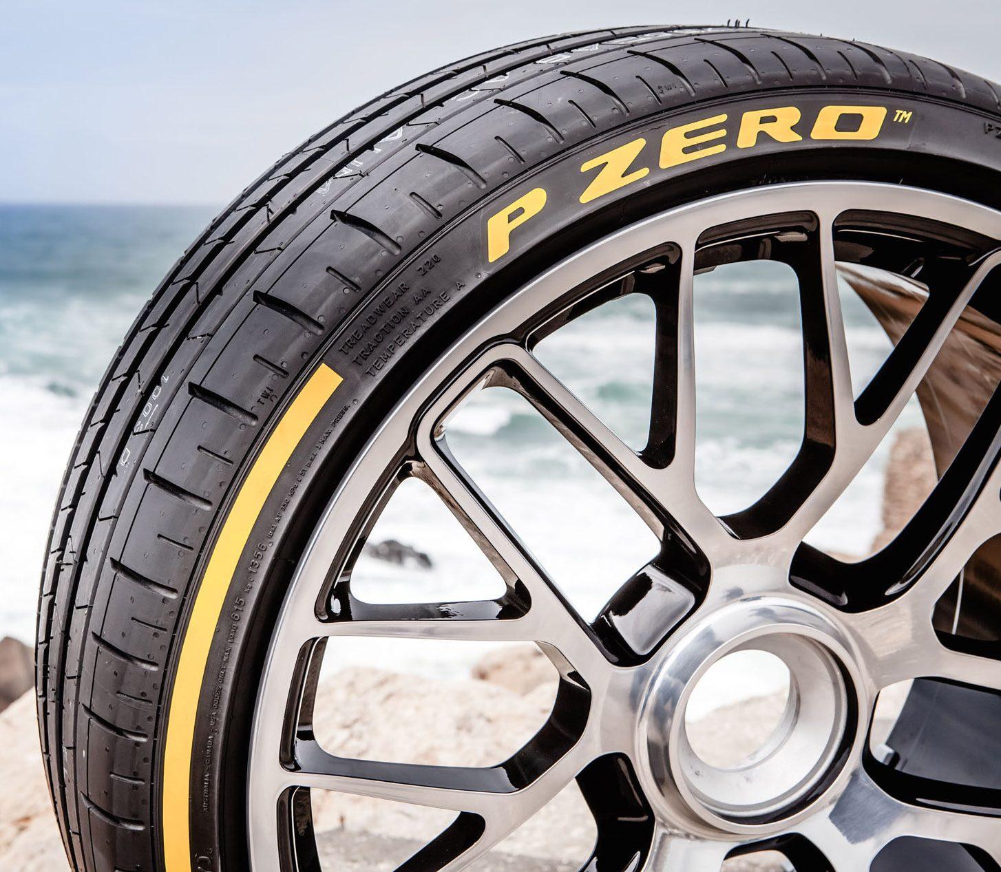 Шины Pirelli P Zero New (Luxury saloon)