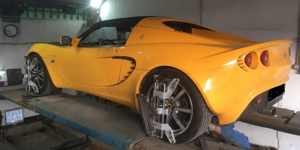 Почему колеса автомобиля стоят под наклоном? Где можно выполнить 3D сход развал?