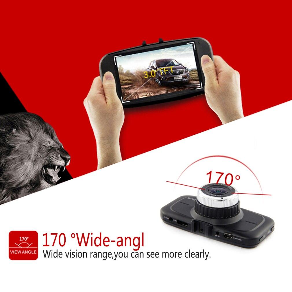 "Авторегистратор Blackview DVR камера 170 градусов BL990 3 ""Full HD 1080P"