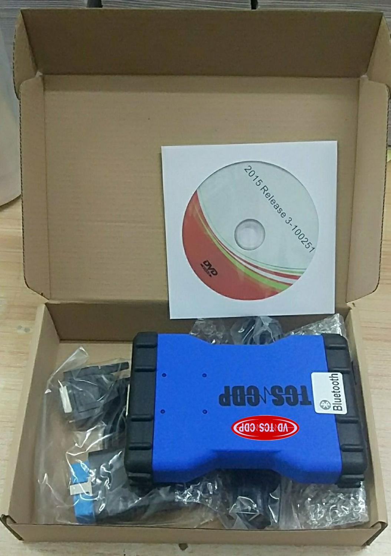 Диагностический ремонтный инструмент obd2, VCI, vd, ds150e, cdp, DS150E, CDP, с Bluetooth