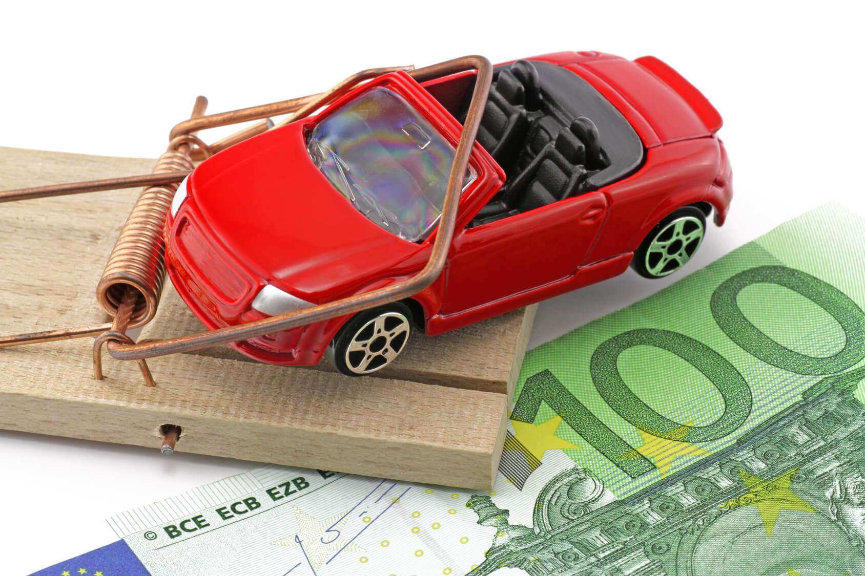 Как не нарваться на мошенников при получении автокредита