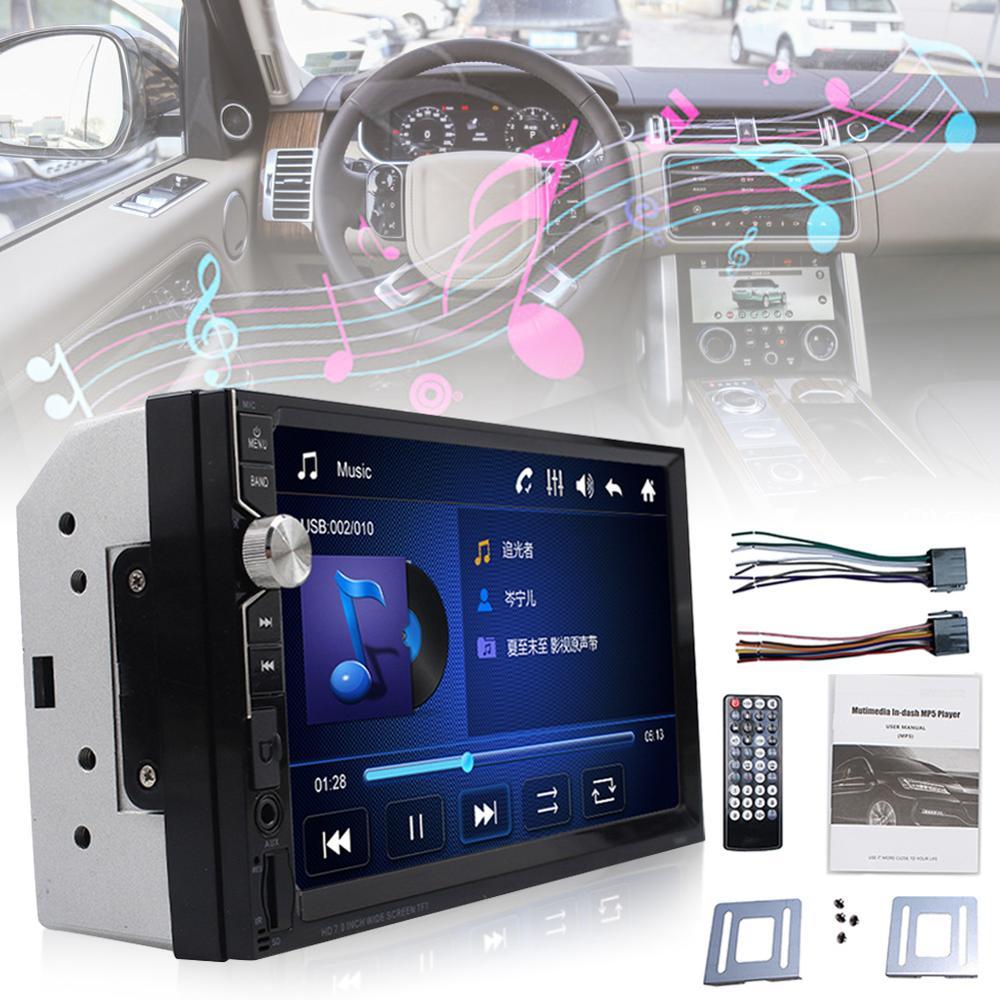 Mp4-плеер с Bluetooth, FM-радио приемник с поддержкой TF/USB