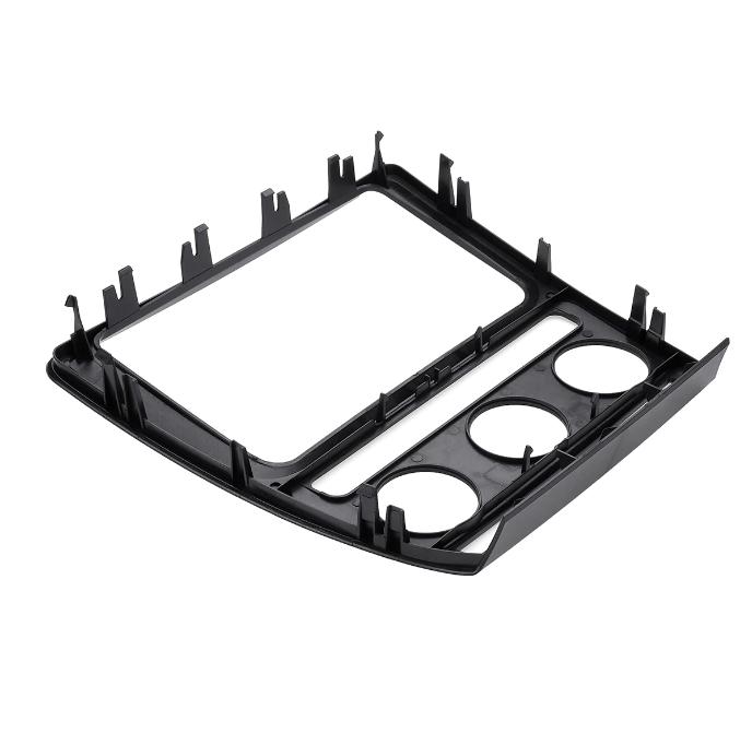 Рамка для панели радиоприемника, рама для Skoda Octavia (Automatic Aircon)