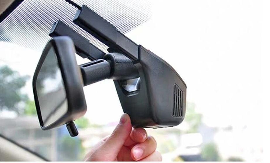 WHEXUNE Novatek 96658 WIFI Автомобильный видеорегистратор