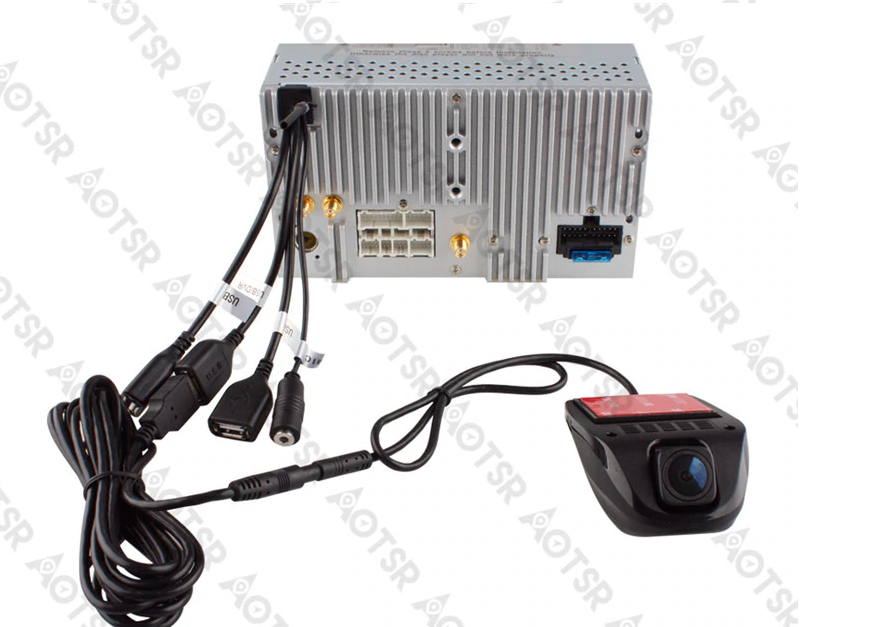 Видеорегистратор с USB-разъемом, 1080P, Android