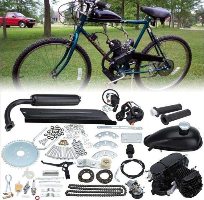 Велосипедный мотор (Веломотор) Yonntech 50cc/80cc