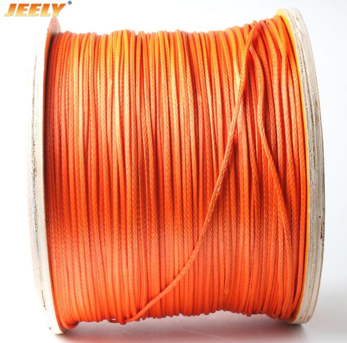 Плетеная лебедка jeely, 12 переплетений, 3 мм, 50 метров
