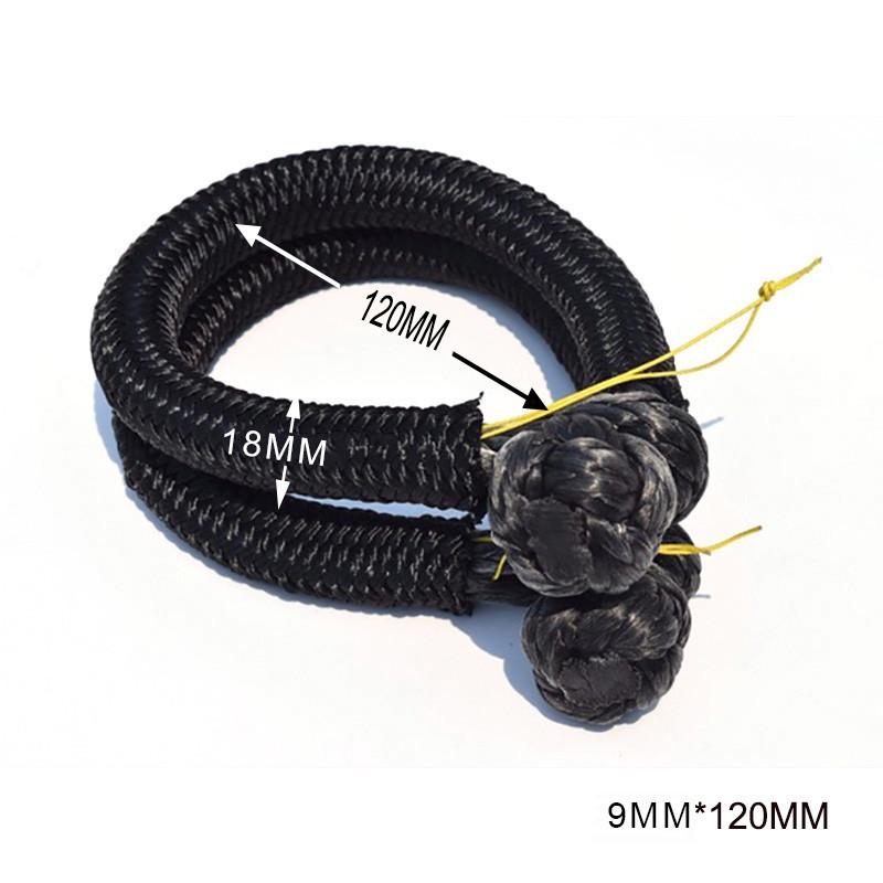 Серёжка из веревочной веревки, лебедка для внедорожников и вездеходов