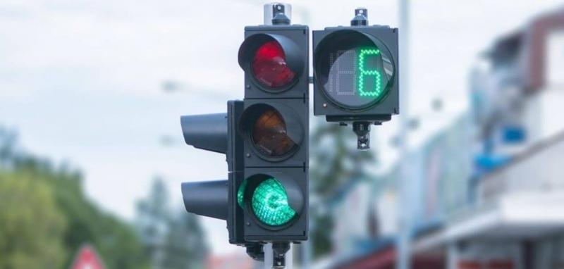 Штраф за проезд на желтый сигнал светофора