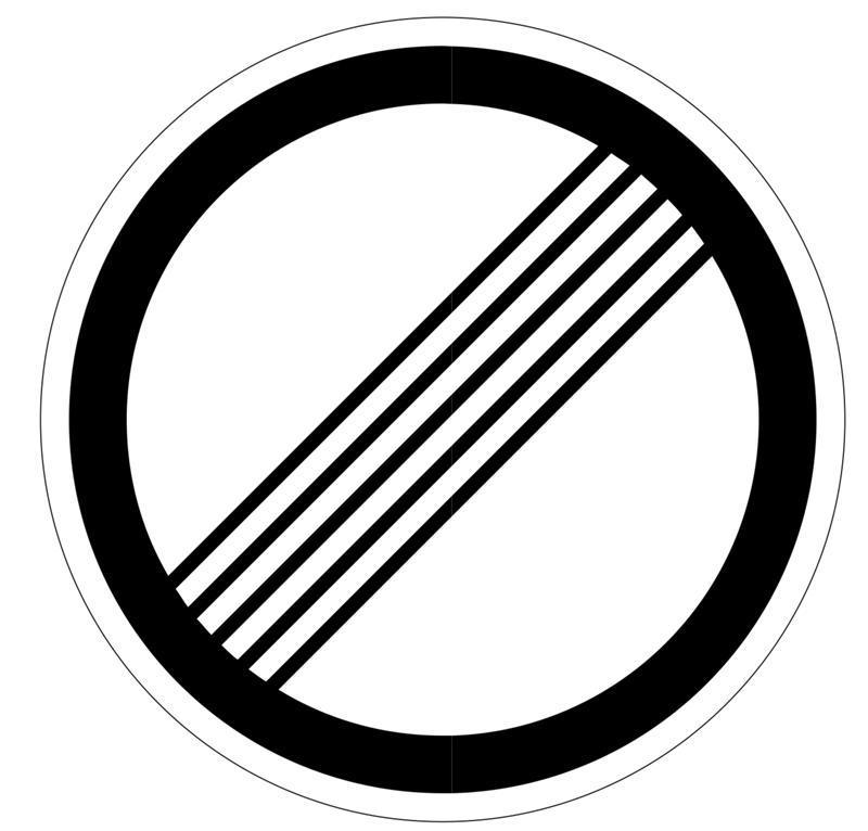 Остановка запрещена. ПДД, какой знак действует
